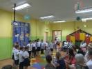 Zakończenie roku szkolnego 2018/2019 w przedszkolu.