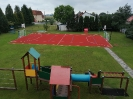 Otwarcie boiska w Poborszowie